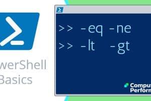 PowerShell Basics_ Comparison Operators