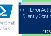 PowerShell Basics_ -ErrorAction SilentlyContinue
