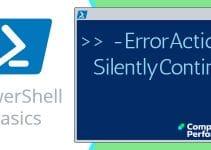 PowerShell Basics_ -ErrorAction SilentlyContinue