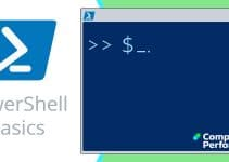 PowerShell Basics_ $_. Pipeline Variable