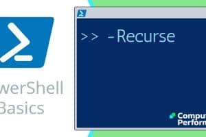 PowerShell Basics_ -Recurse Parameter