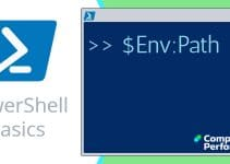 PowerShell Basics_ $Env_Path