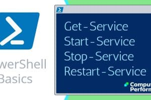 PowerShell Basics_ Start, Stop & Restart a Service