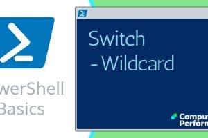 PowerShell Basics_ Switch Case statement & -Wildcard