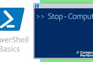 PowerShell Basics_ Shutdown Command Stop-Computer