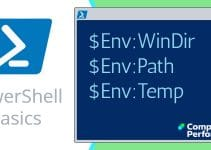 PowerShell Basics_ Environment Variables