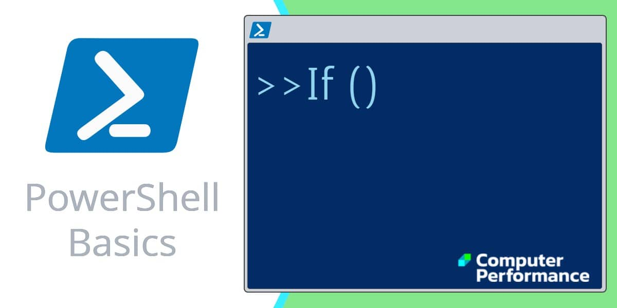 PowerShell Basics_ If Statement